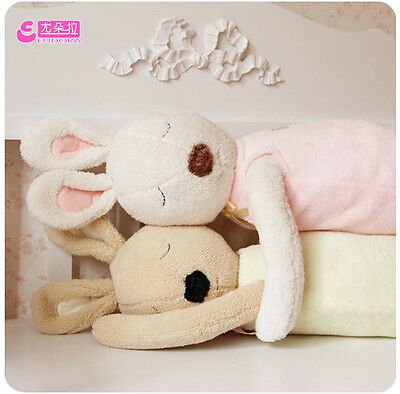 plush toy le sucre rabbit shaped nap pillow cushion stuffed good gift 70cm 1pc