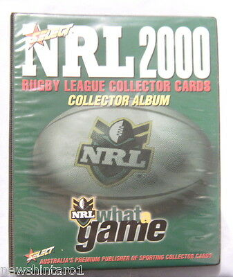 2000 Select  Rugby League Collection Complete Except For Signature Cards
