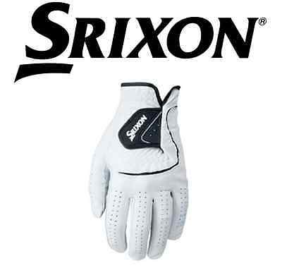 1 x Srixon Cabretta Leather Golf Glove Left Hand Single (Right Handed Golfer)