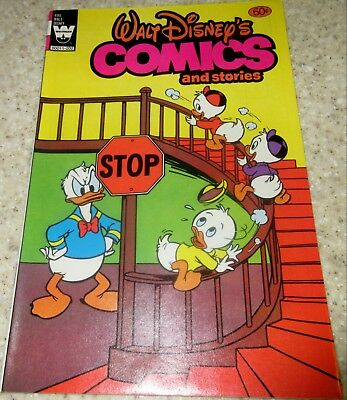 9.2 1st Day of Spring 50/% off Guide Walt Disney/'s Comics and Stories 404 NM-