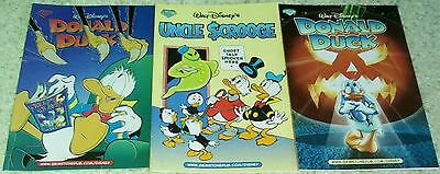 Don Rosa UNCLE SCROOGE /& DONALD DUCK FCBD Comic ~Matter of Some Gravity 2 COVERS
