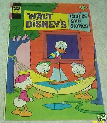 Walt Disney/'s Comics and Stories 370 50/% off Guide Houseboat Holiday 5.5 FN-