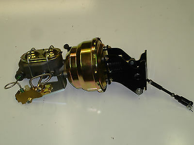 1967-1972 chevrolet c10 truck suburban brake booster and master cylinder pv2