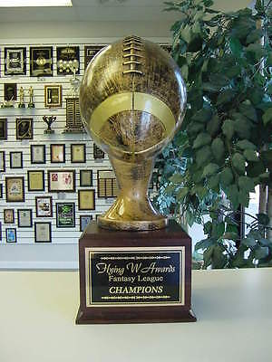 Fantasy Football 16 Year Perpetual Trophy Awesome!
