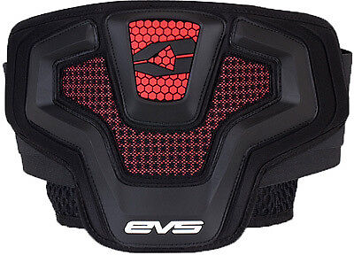 EVS BB1 Ballistic MX Offroad Motorcycle Riding Lumbar Lower Back Support Belt