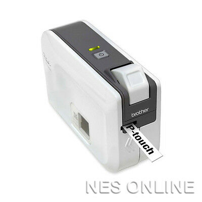 Brother PT-1230PC PC Connectable Labeller Maker-3.5-12mm TZe Tape USB Printer