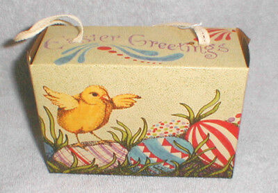 Reproduction Vintage Easter Candy Box