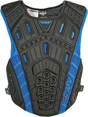 Fly Racing Chest Roost Protector Undercover II CLIP STYLE Deflector 360-9845