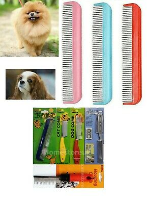 Pet Dog Puppy Cat Hair Comb Brush Groom Grooming / Animal Long Hair Trimmer