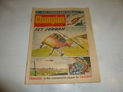 CHAMPION Comic (1966) - Date 02/04/1966 - UK Paper Comic