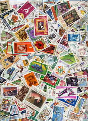 Beautiful Collection Of 500 Bulgaria - All Different - $135.00 Value!