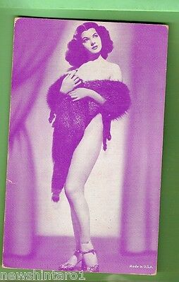 #d53. Wwii Pinup Card Of Hedy Lamarr