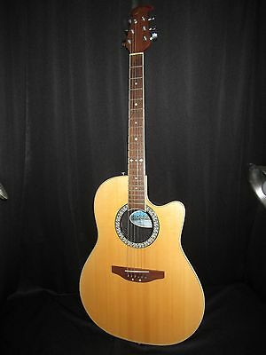 Used Ovation Celebrity CC 057 Acoustic Electric Guitar ...