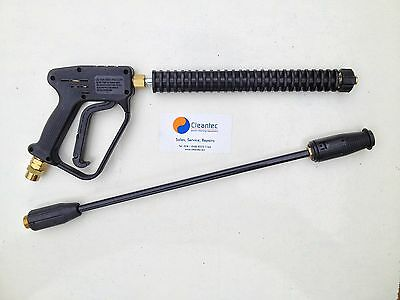 MacAllister MPHPC152 Type Pressure Power Washer Trigger Gun Variable Lance