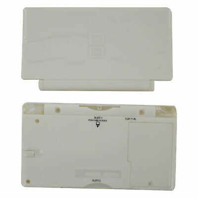 ZedLabz replacement housing shell casing repair kit for DS Lite NDSL DSL - white