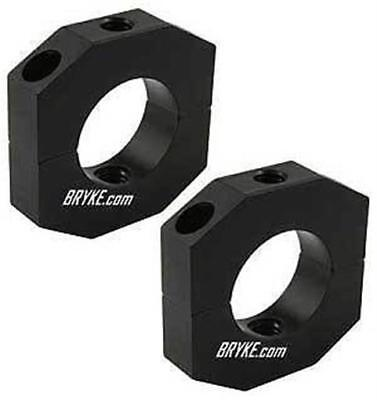 "Weight clamp Ballast Mount 1-3/4 Aluminum ONE PAIR IMCA 1.75"" IMCA USMTS Dirt"