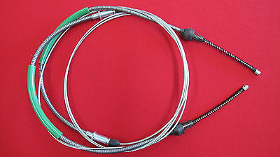 Ford Falcon Xa Xb Drum Rear Hand Brake Cable Gt Gs Rpo Coupe 302 Or 351 K Code