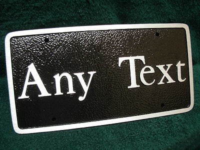 Personalized Front License Plates >> Personalized Your Text Front License Plate Vanity My Car Tag