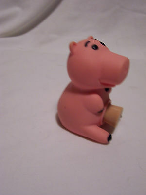 TOY STORY    PIGGY Squeeze toy  McDonalds Disney (#4059)