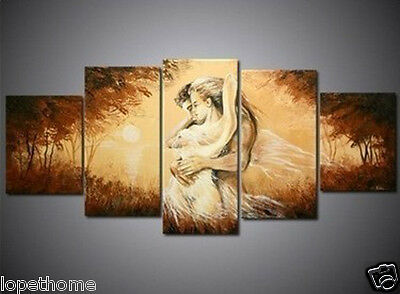 New Modern Hand abstract Huge Art Decor wall Canvas Oil Painting    ((No Framed)