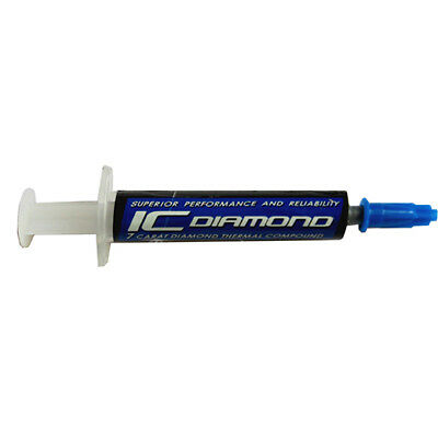 IC Diamond 7 Carat 1.5g Thermal Compound Paste Grease (ICD7) - NEW