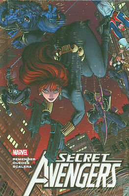 SECRET AVENGERS by RICK REMENDER VOL #2 HARDCOVER Marvel Comics #26-32 HC