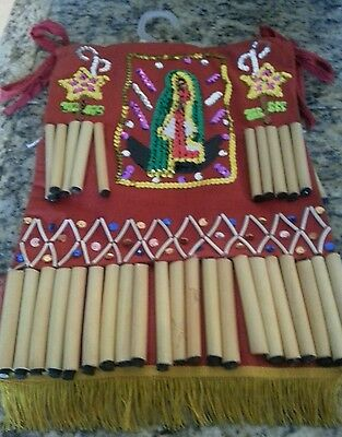 NAGUILLA PARA MATACHINES /dress traditional