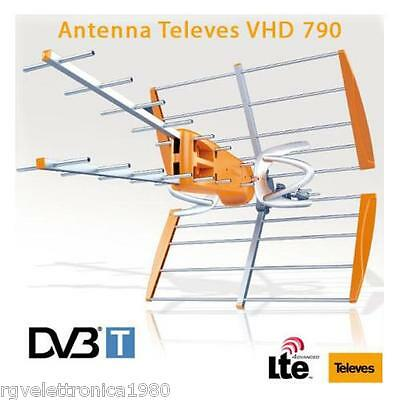 Antenna Digitale Terrestre V Hd Televes 149202 Dvbt 21/60 Lte