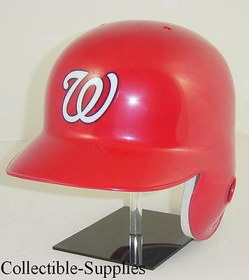 WASHINGTON NATIONALS Red Home Classic Official Full Size Batting Helmet - RIGHTY