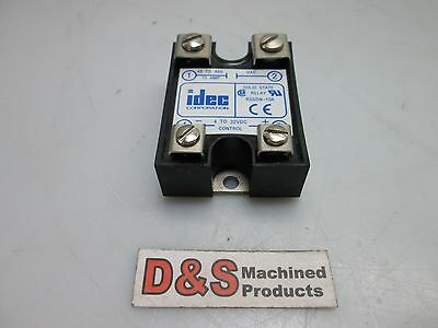 IDEC RSSDN-10A Solid State Relay 4-32VDC, 48-660VAC 10A