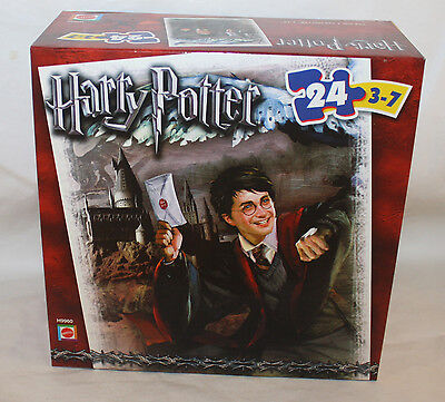 BRAND NEW  HARRY POTTER, 24 PIECES PUZZLE GAME, AGES 3-7
