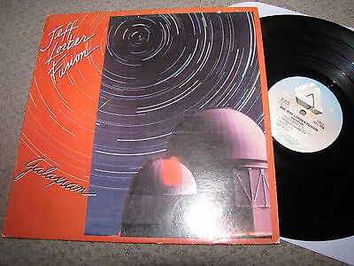 THE JEFF LORBER FUSION - GALAXIAN - ARISTA RECORDS LP