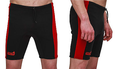 2mm neoprene wetsuit shorts.Quality stretch neo. Lightweight quickdry SIZE LARGE