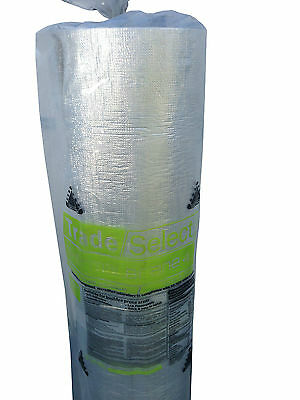ThermalBrane 4 Insulation foil Foam 4mm 30m2 roll not aircell bubble heavy duty