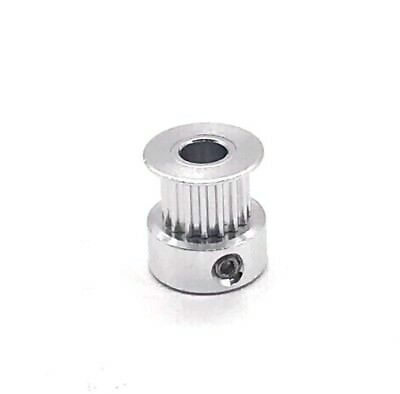 GT2 Pulley 20 Tooth 5mm bore 7mm width 3D printer REPRAP ROSTOCK MENDAL