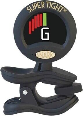 Snark ST-8 Super Tight Guitar / All Instrument Clip On Tuner  |   ST8, ST 8