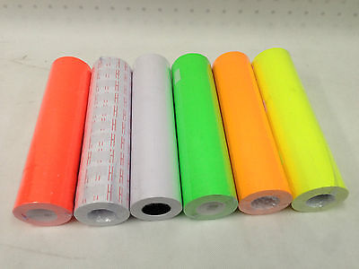 80000pcs / 100Rolls Supermarket / Shop / Store Price Labels for Pricing Guns