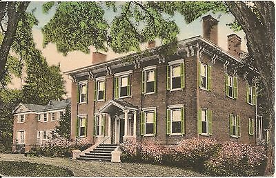 Cooper Inn Cooperstown NY Postcard