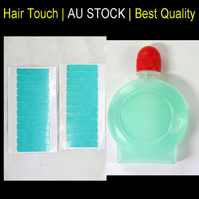 Super Strong US Skin Tape for Hair Extension Waterproof Adhesive / Remover DIY
