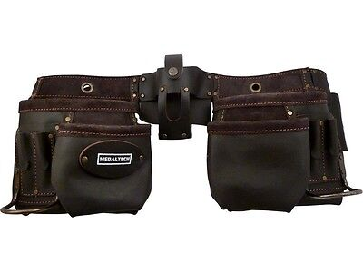 Leather Nail Bag Tool Belt Pouch Professional High Quality cow hide