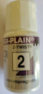 Gingi-Plain Max Z-Twist Dental Gingival Retraction Cord Packing Size 2