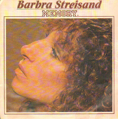 Streisand Barbra - Memory/Evergreen