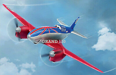 "Scrapbooking & Home Decorating Photos 8.5 x 11 Disney Planes ""Bulldog"""