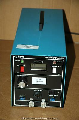 Physitemp BFS-30TC Microtome Freezing Stage Temperature Controller BFS-TC