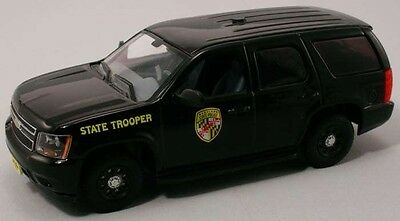 First Response 1/43 Maryland State Police Commercial Enforcement Chevy Tahoe