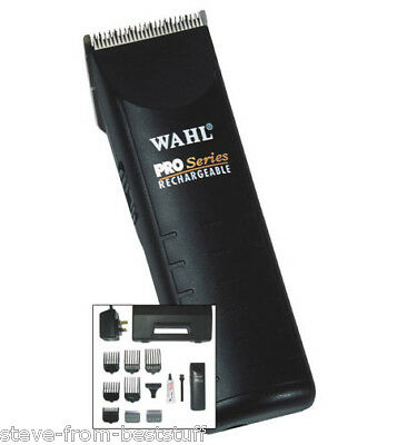 Wahl Pro Series Kit Professional Cordless Pet Clippers
