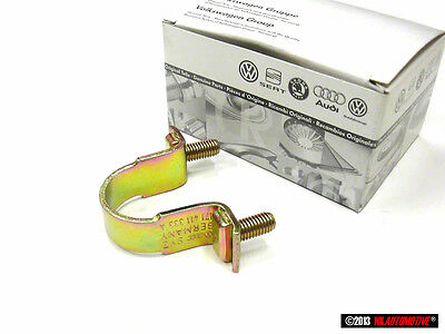 Golf MK1 Genuine VW Front Suspension Anti Roll Sway Bar Clamp Nos