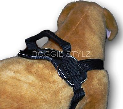 Great Dane Strong Safety Durable Pet Handle Dog Harness Training FREE SHIP USA