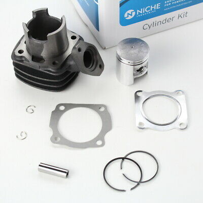 Cylinder Piston Gasket Top End Kit for Honda NQ50 Spree 1984-1987