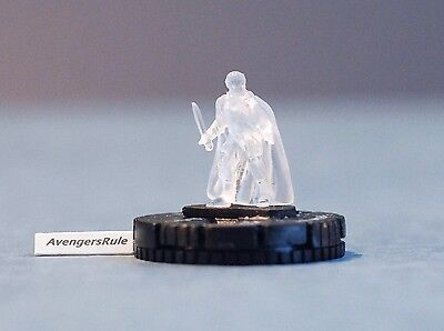 LOTR Lord of the Rings Heroclix 024 Mr Underhill Chase Avengersrule2002